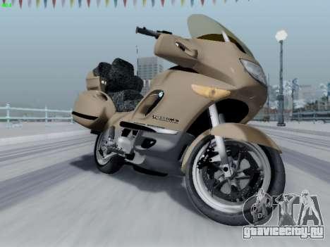 BMW K1200LT для GTA San Andreas вид справа