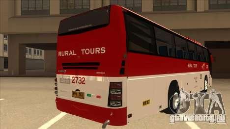 Rural Tours 2732 для GTA San Andreas вид справа