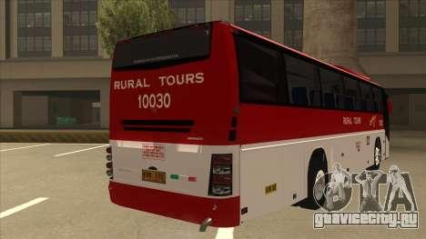 Rural Tours 10030 для GTA San Andreas вид справа