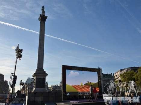 Гигантский Surface 2 из Лондона для GTA San Andreas четвёртый скриншот