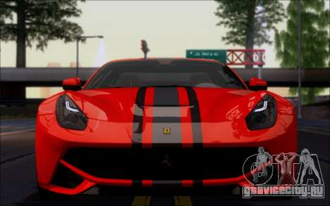FF TG ICY ENB V2.0 для GTA San Andreas пятый скриншот