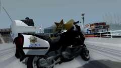 BMW K1200LT Police