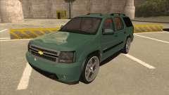 Chevrolet Tahoe Sound Car The Adiccion для GTA San Andreas
