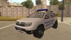 Dacia Duster Granična Policija
