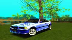 BMW E36 Low and Slow для GTA San Andreas