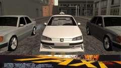 Peugeot 406 Taxi v2