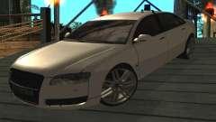 Audi A8L D3