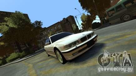 BMW 750iL для GTA 4