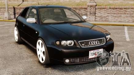 Audi S3 2001 для GTA 4