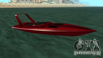 Vice City Squallo II для GTA San Andreas