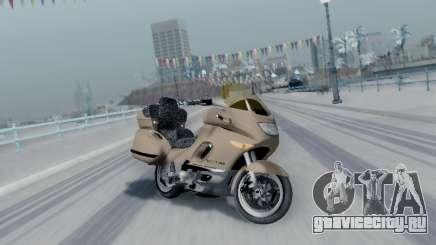 BMW K1200LT для GTA San Andreas