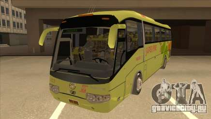 Higer KLQ6129QE - Super Five Transport S 023 для GTA San Andreas