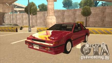 Nissan EXA L.A. Version для GTA San Andreas