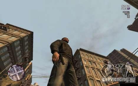 Пистолет Макарова для GTA 4 второй скриншот