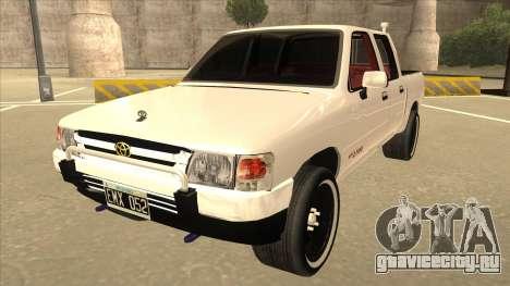 Toyota Hilux 2004 для GTA San Andreas