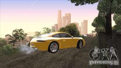 ENB для средних ПК от OlliTviks для GTA San Andreas четвёртый скриншот