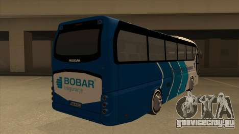 Neoplan Tourliner - Drinatrans Zvornik для GTA San Andreas вид справа