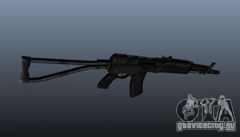 Автомат АЕК-971 для GTA 4 третий скриншот