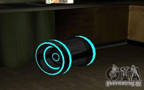 Blaster для GTA San Andreas второй скриншот