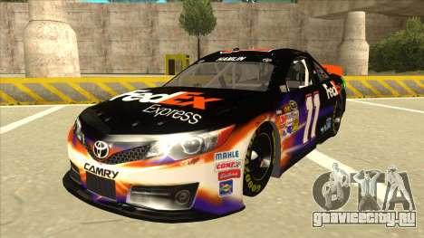 Toyota Camry NASCAR No. 11 FedEx Express для GTA San Andreas