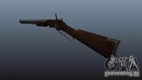 Рычажная винтовка Генри для GTA 4 второй скриншот