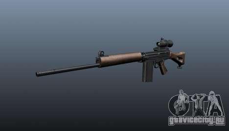 Снайперская винтовка FN FAL для GTA 4