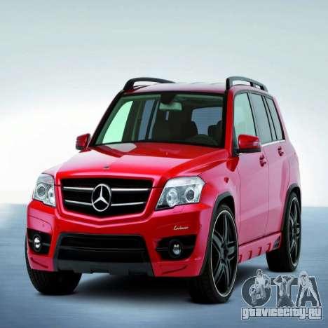 Загрузочные экраны Mercedes-Benz для GTA 4