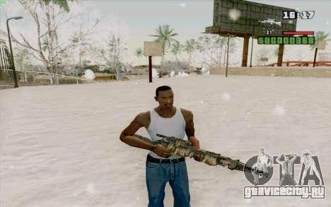 M21 для GTA San Andreas четвёртый скриншот
