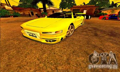 Infernus Cabrio Edition для GTA San Andreas