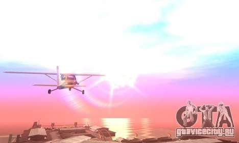 Formal ENB by HA v1.0.0 для GTA San Andreas четвёртый скриншот