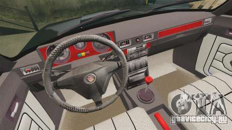 ГАЗ-2410 Волга v2 для GTA 4 вид сбоку