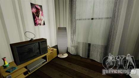 Стильная квартира Бохана для GTA 4 четвёртый скриншот