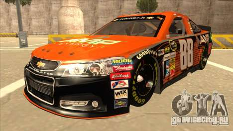 Chevrolet SS NASCAR No. 88 Amp Energy для GTA San Andreas