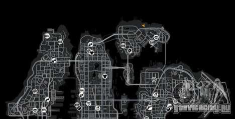 Замок для GTA 4 седьмой скриншот