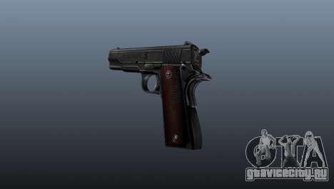 Пистолет M1911 v4 для GTA 4 второй скриншот