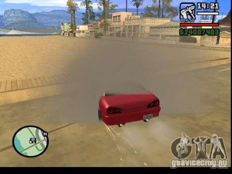 GTA V to SA: Burnout RRMS Edition для GTA San Andreas десятый скриншот