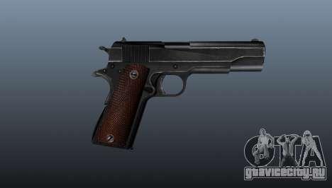 Пистолет M1911 v4 для GTA 4 третий скриншот
