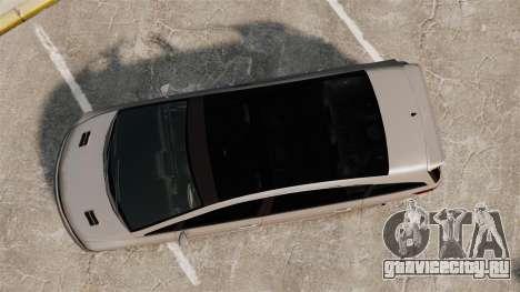 Dinka Honda Odyssey JDM Version для GTA 4 вид справа