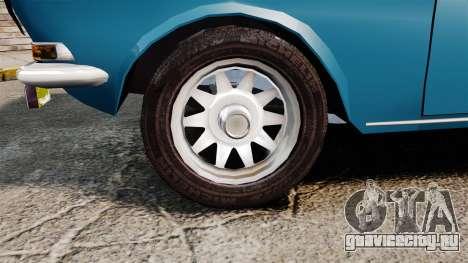 ГАЗ-2410 Волга v3 для GTA 4 вид сзади