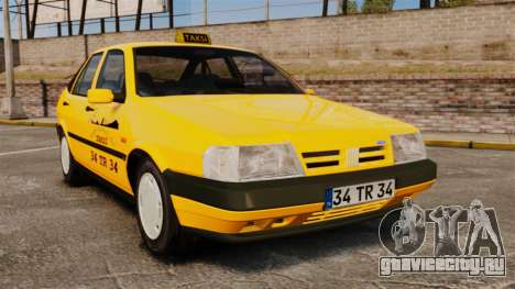 Fiat Tempra SX.A Turkish Taxi для GTA 4