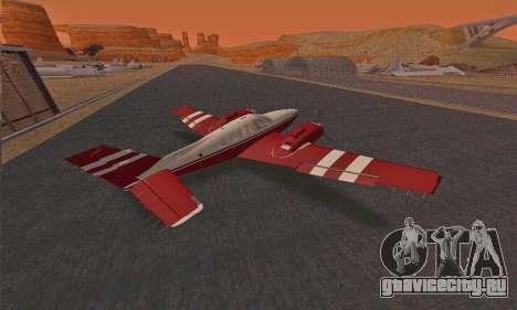 Rustler GTA V для GTA San Andreas вид справа