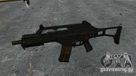 Автомат HK G36C v1 для GTA 4 третий скриншот