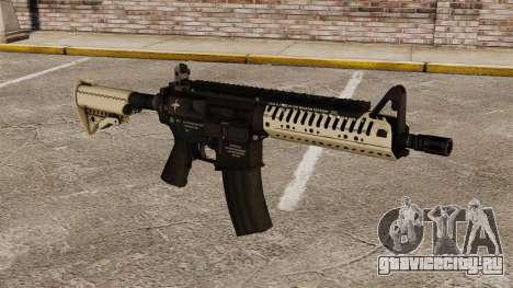 Автоматический карабин М4 VLTOR v3 для GTA 4