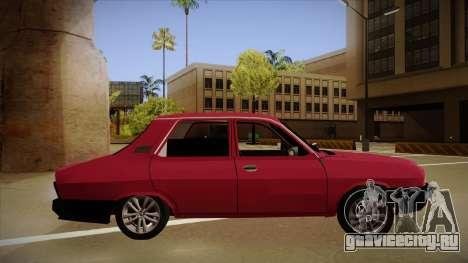 Dacia 1310 Berlina Tuning для GTA San Andreas вид сзади слева