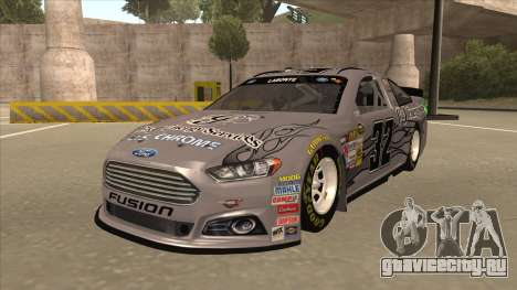 Ford Fusion NASCAR No. 32 C&J Energy services для GTA San Andreas