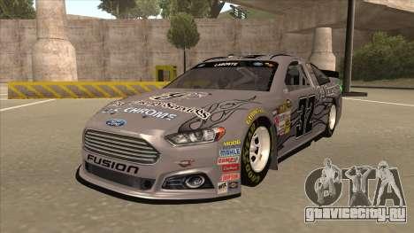 Ford Fusion NASCAR No. 32 C&J Energy services для GTA San Andreas