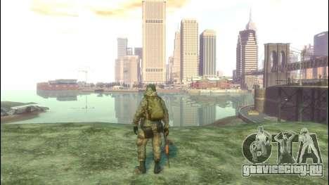 Русский солдат v 3.0 для GTA 4 четвёртый скриншот