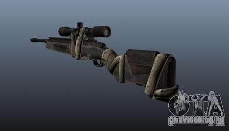 Снайперская винтовка Steyr Elite для GTA 4 второй скриншот