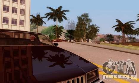 ENBSeries for low and medium PC для GTA San Andreas девятый скриншот