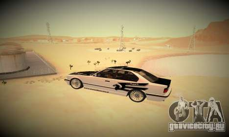 ENBSeries By DjBeast V2 для GTA San Andreas двенадцатый скриншот